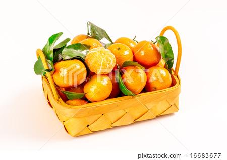 新鲜砂糖橘 46683677