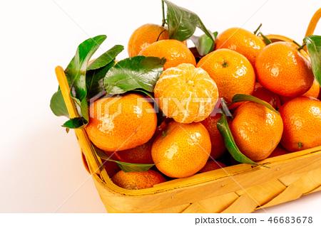 新鲜砂糖橘 46683678