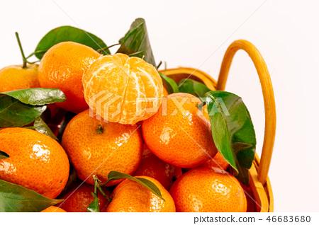 新鮮砂糖橘 46683680