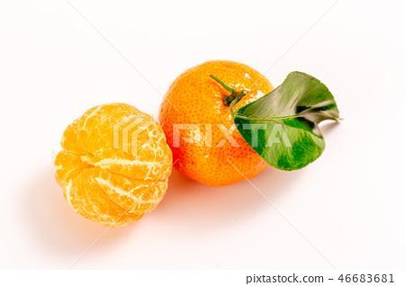 新鲜砂糖橘 46683681