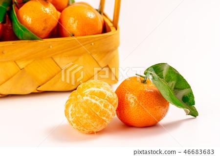 新鮮砂糖橘 46683683