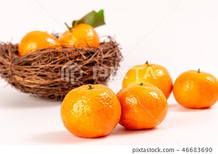 新鮮砂糖橘 46683690