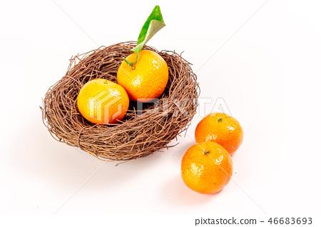 新鲜砂糖橘 46683693