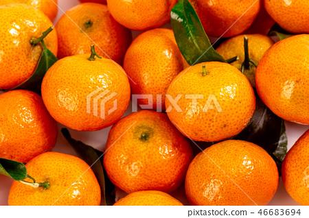 新鮮砂糖橘 46683694