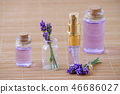 lavender, oil, aroma 46686027