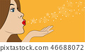 magic girl fantasy 46688072