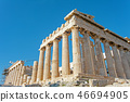The Acropolis in Athens Greece 46694905