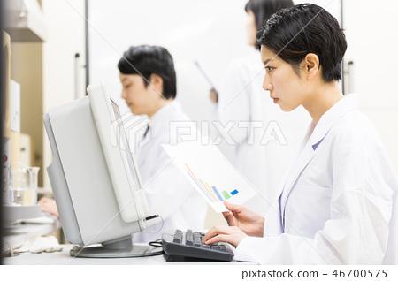실험실 개발 실험실 임상 시험 생명 공학 조제 약국 코로나 바이러스 유행성 코로나 46700575