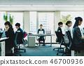 企業組織部門 46700936