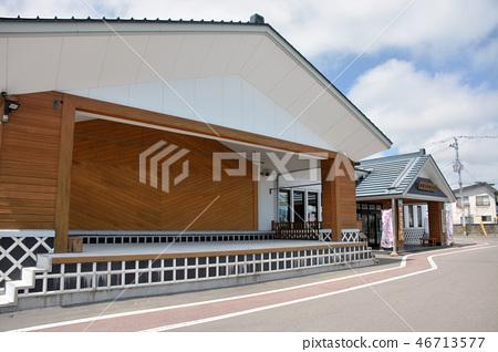從東北的停車場,青森縣,Okutsugaru,Tsugaru Shamisen Hall Shiroyokan(太極小寒紀念館)(3) 46713577