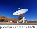 우스 우주 공간 관측소 위성 안테나 46718283