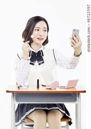 중학생,고등학생,학생 46722397