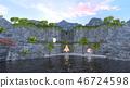 一個洞穴 46724598