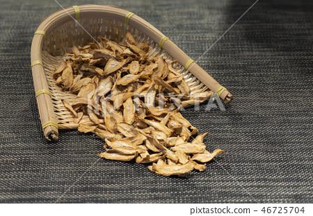 牛蒡,牛蒡茶,牛蒡幹,干菜,干菜,干菜,根,根菜類,根,根,幹蔬菜 46725704