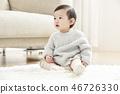 유아,베이비,아기,어린이,집 46726330