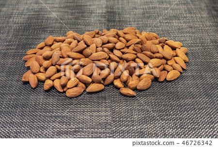 杏仁,烤杏仁,堅果,維生素E,皮膚美容,不飽和脂肪酸,鈣,鐵,孕婦,飲食,保健食品 46726342