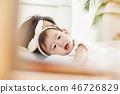 유아,베이비,아기,어린이,가족,집 46726829