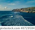 มหาสมุทร,ชายหาด,ภูมิทัศน์ 46729584