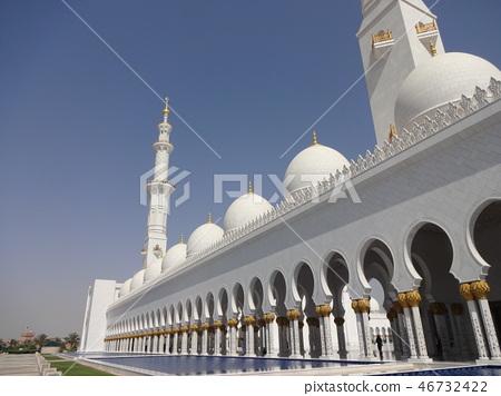 Sheikh Zayed Mosque 46732422
