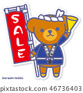 bear, bears, sale 46736403