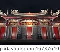 Night temple 46737640
