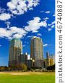 [Chiba City] Parkside high-rise apartment 46740887