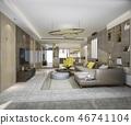 室内装饰 奢侈 奢华 46741104