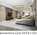 室内装饰 奢侈 奢华 46741105