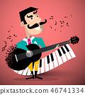 music, sing, pop 46741334