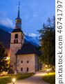 St Michel Church in Chamonix 46741797