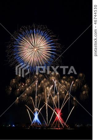Amakusa Hondo fireworks display 46744530