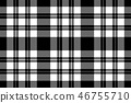 pattern plaid seamless 46755710