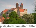Quedlinburg, Germany, Europe 46763062