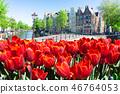 Houses of Amstardam, Netherlands 46764053