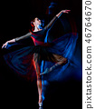 Dancers, Dancing, Woman 46764670