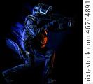 Swat, Army, Gun 46764891