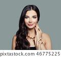 woman hair female 46775225