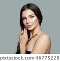 woman face female 46775229