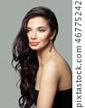 woman, hair, hairstyle 46775242