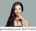 woman, hair, female 46775408