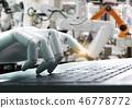 หุ่นยนต์,คอมพิวเตอร์,คอมพ์์ 46778772