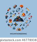 icon icons climbing 46778938