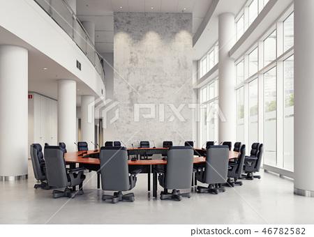 modern meeting room design 46782582