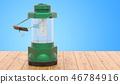 Portable LED Camping Lantern Flashlight 46784916