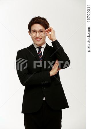 정장, 젊은남자 46790014