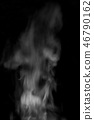 steam, water vapor, become heated 46790162