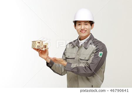 전문인, 직업, 남자, 젊은남자  46790641