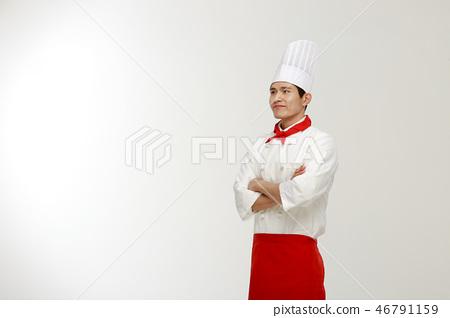 요리사, 직업, 남자, 전문직 46791159