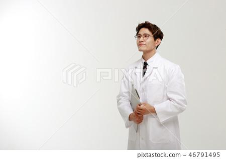 醫生,職業,男人 46791495