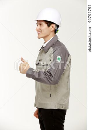 직업, 전문직, 남자 46792793